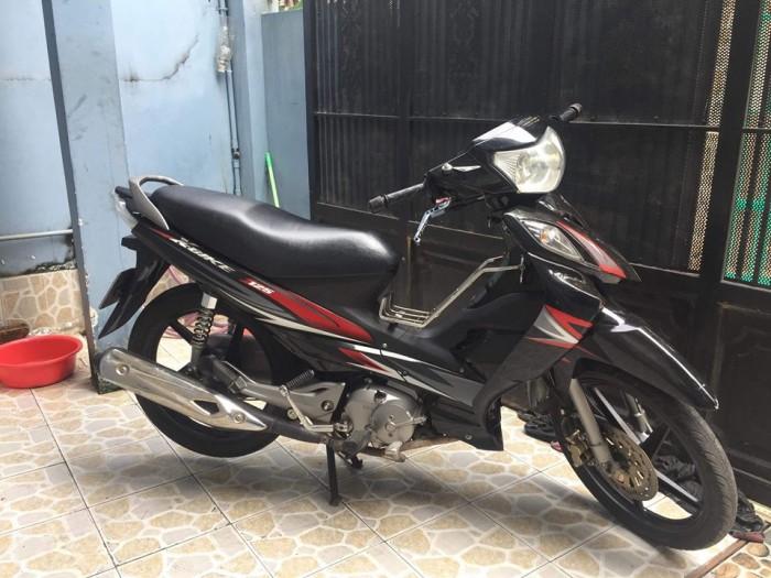 Xe Xbier Suzuki chính hãng 125cc. bánh mân thắng đỉa. BSTP