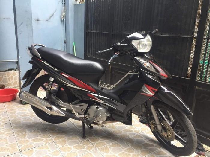 Xe Xbier Suzuki chính hãng 125cc. bánh mân thắng đỉa. BSTP 2