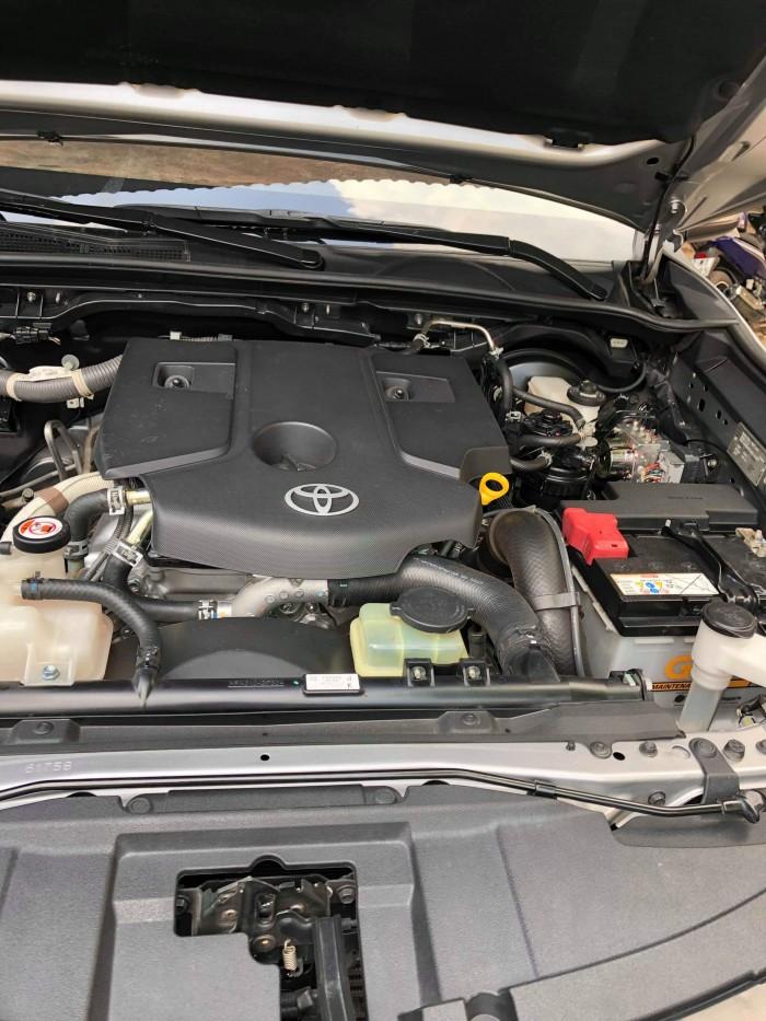 Cần bán xe Fortuner 2017 máy dầu nhập khẩu