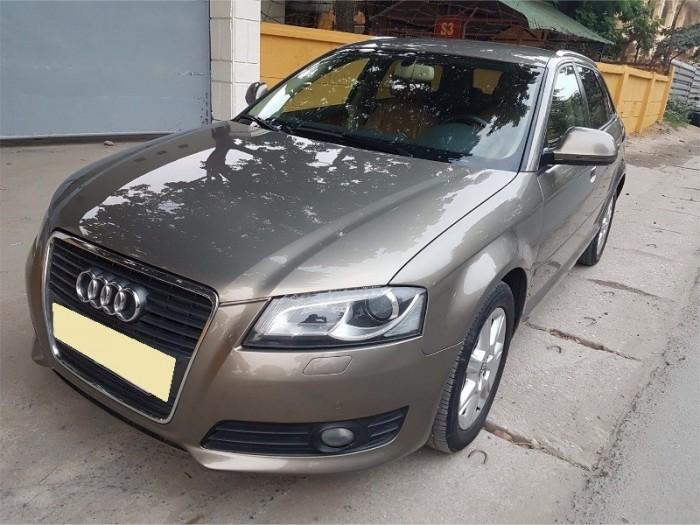 Audi A3 sản xuất năm 2010 Số tự động Động cơ Xăng