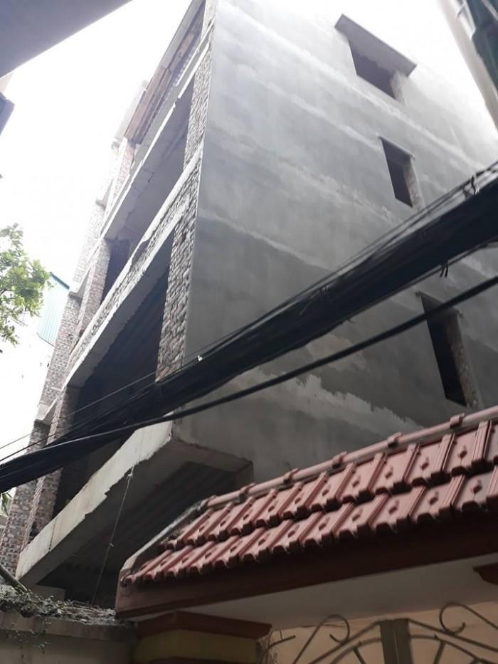 Bán nhà Văn Cao 84m 5 tầng 7MT 10 tỷ Ba Đình ô tô thoải mái