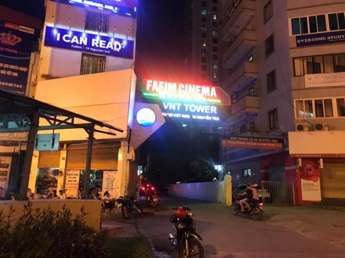 Bán nhà Nguyễn Trãi 107m C4 5MT Thanh Xuân ô tô tránh thoải mái