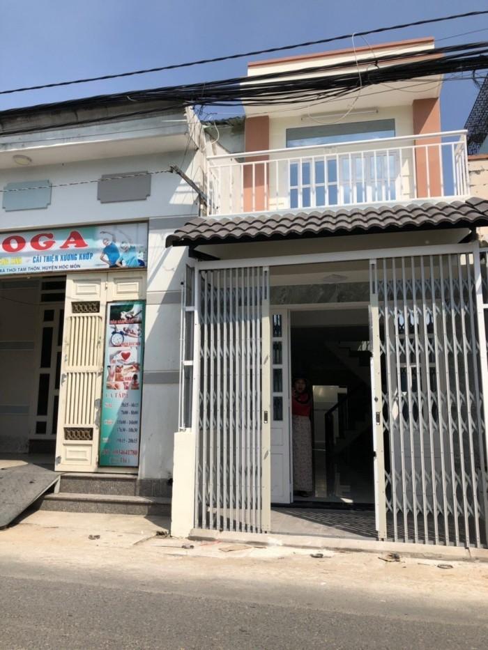 Bán nhà 1 trệt 1 lầu, đường Kinh Dương Vương -DT 40m2