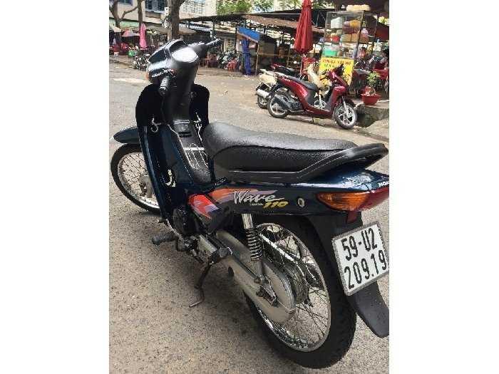 Honda Wave Thai 110. mới 90%  zin 100%.