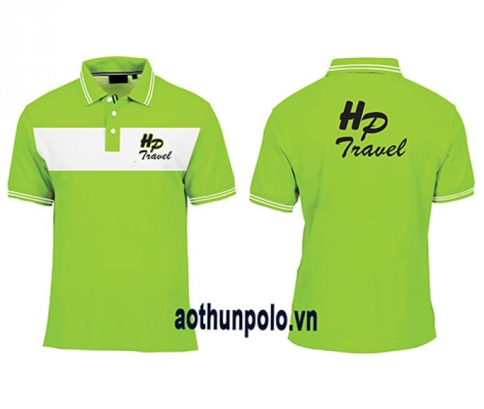 sản xuất áo thun đồng phục cho các công ty du lịch