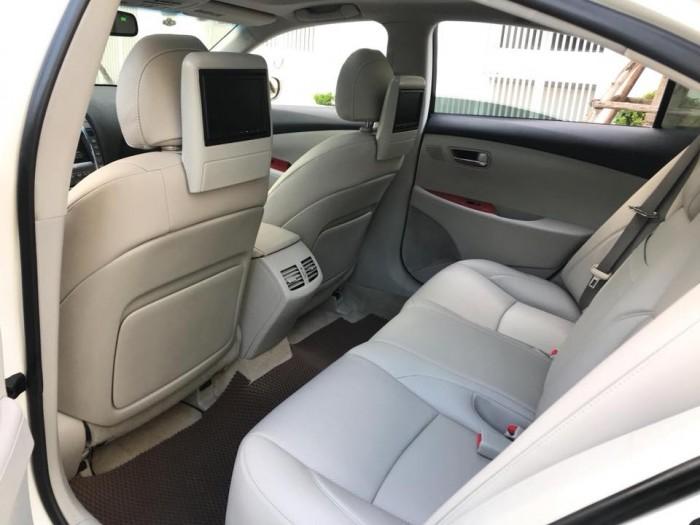 Bán Lexus Es350 2008 tự động màu trắng nhập nhật cực cool.