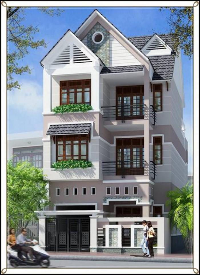 Sở hữu căn nhà 3 tầng khu vực Trâu Qùy diện tích 61m2