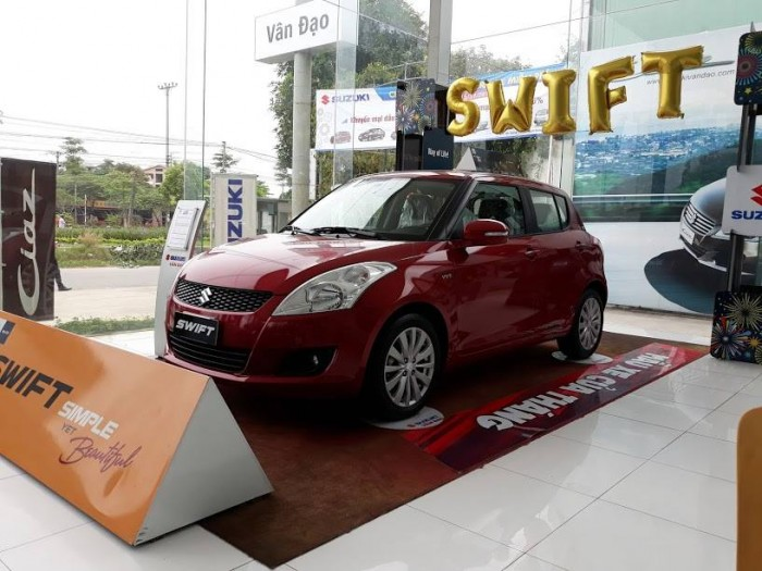 Bán suzuki swift 2019 nhập nguyên chiếc giá tốt nhất tại Đồng Đăng, Lạng Sơn, Cao Bằng 22