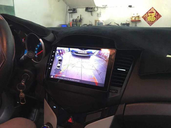 Màn hình dvd android xe cruze 2018