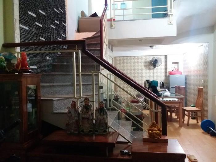 Bán nhà Định Công Thượng 32m 5 tầng 3.5MT Hoàng Mai
