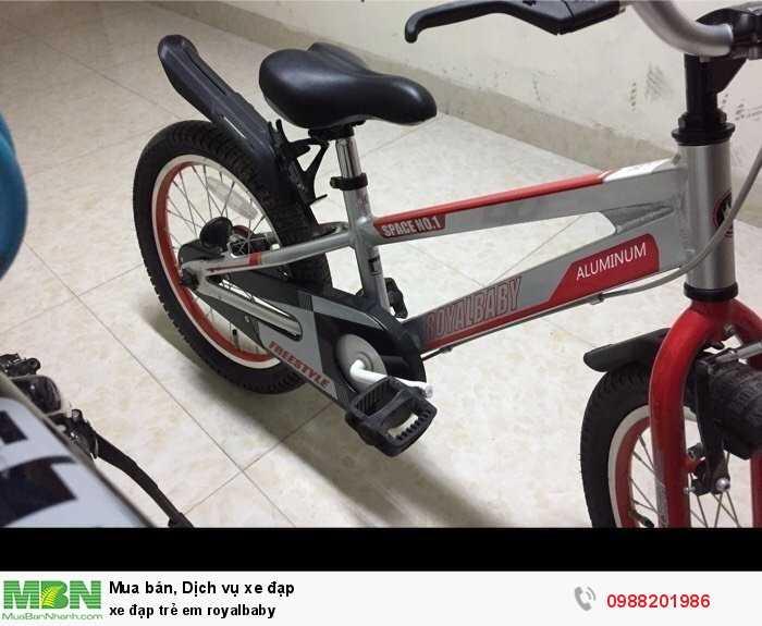 Xe đạp trẻ em royalbaby 0