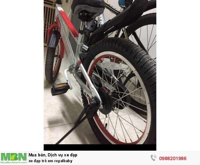 Xe đạp trẻ em royalbaby 1