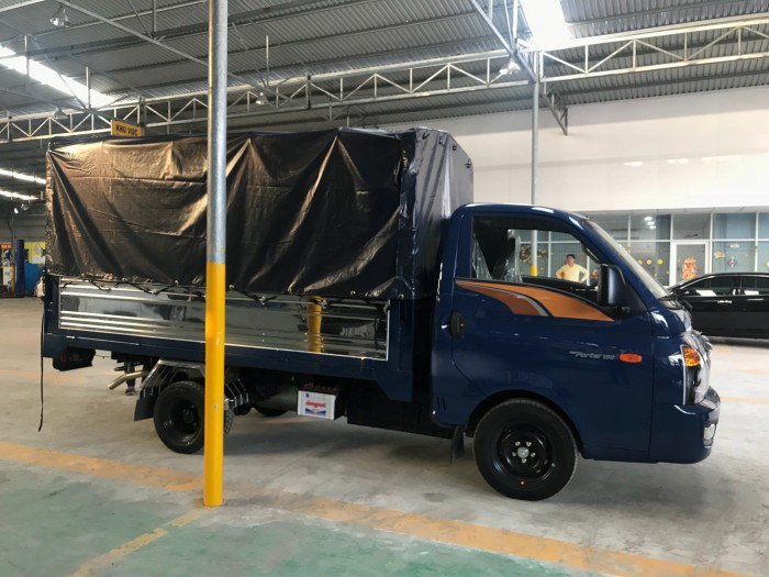 Hyundai Porter H150 Trả Trước 70->100Tr Lăn Bánh Nhanh Gọn