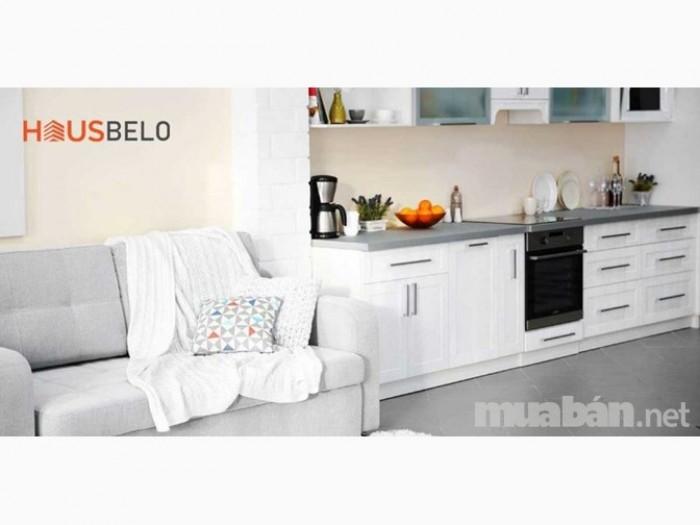Dự án căn hộ chung cư quận 9 Hausbelo là dòng sản phẩm của tập đoàn EZ Land