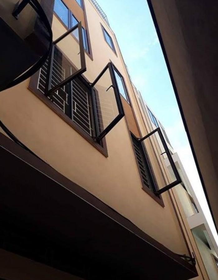 Bán nhà phố Xã Đàn, DT 38m x 4 tầng