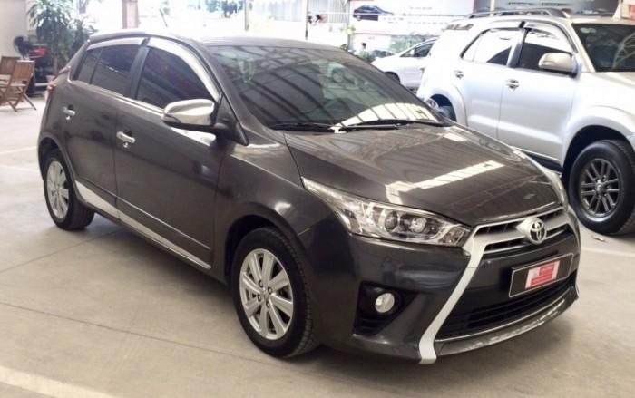 Bán Yaris G đời 2015, trả góp, giá ưu đãi thiện chí mua xe ngay nhé!
