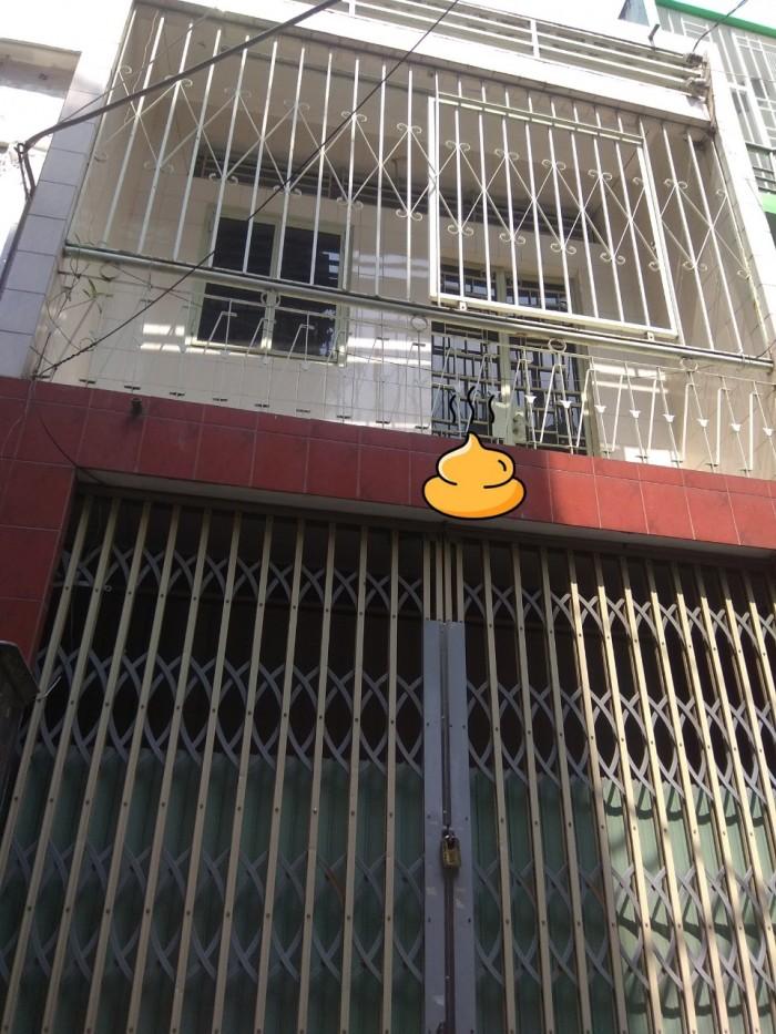 Chỉ hơn 60tr/m2 nhà HXH hòa bình Tân Phú S:92m2 2 tầng giá cực kỳ hot