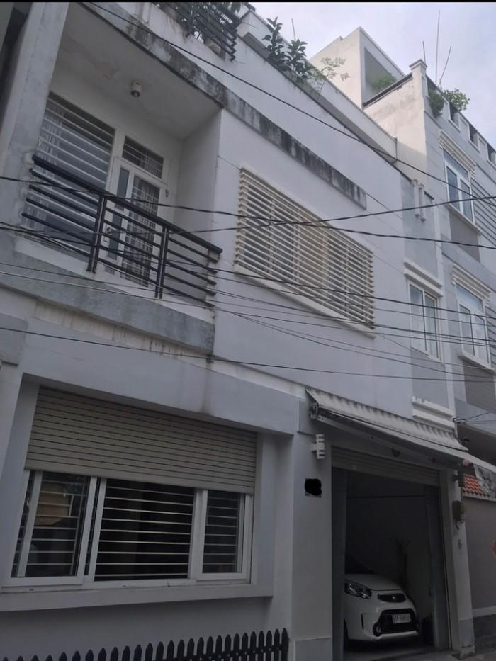 Bán nhà hẻm xe hơi Nguyễn Thị Thập, quận 7