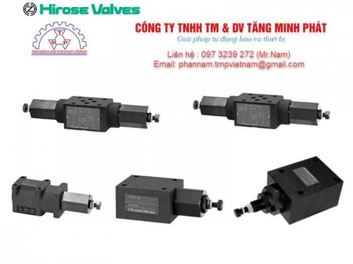 Van giảm áp Hirose- Hirose valves HRV0