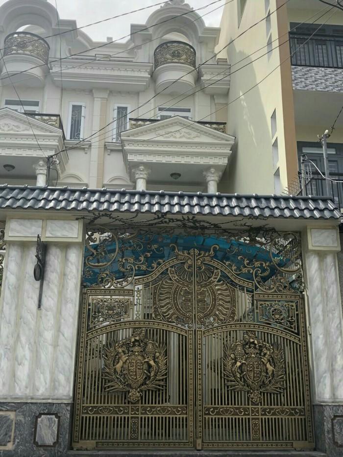 Bán biệt thự mini MT đường Lưu Chí Hiếu 4.5x26, 3 lầu siêu đẹp