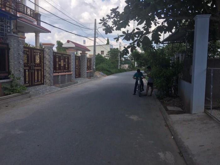 Bán Nền Thổ Cư Trục Chính Hẻm 287 Đường Nguyễn Thông P. Qn Thới Q. Bình Thủy