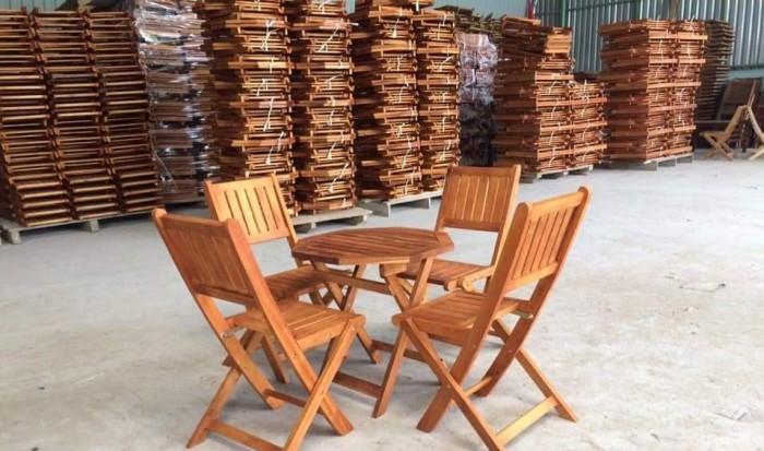 Ghế gỗ cafe hgh-23