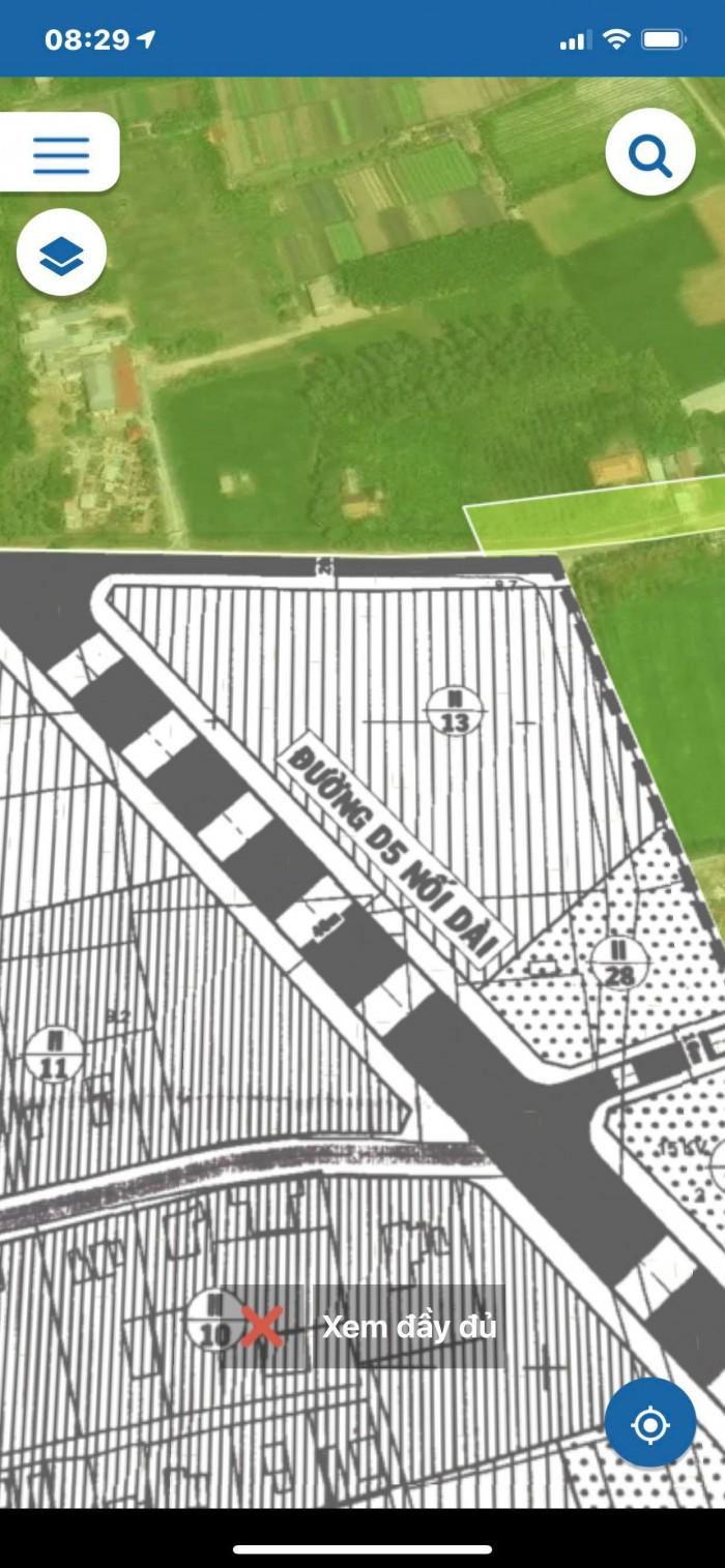 Đất nền sổ hồng riêng trục đường Tân Phú Trung 40m xây dựng tự do cách quốc lộ 22 1km