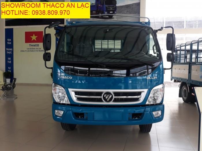 Bán xe tải Thaco OLLIN 720.E4 năm 2018