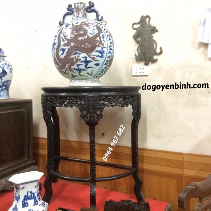 Bán nguyệt mai điểu trang trí căn phòng thêm sáng tạo trưng tượng bình lọ gốm sứ8