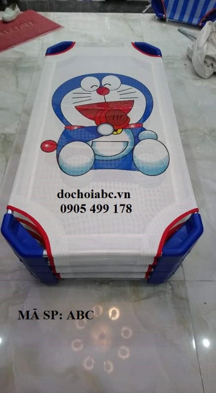 Giường ngủ mầm non Đà Nẵng2
