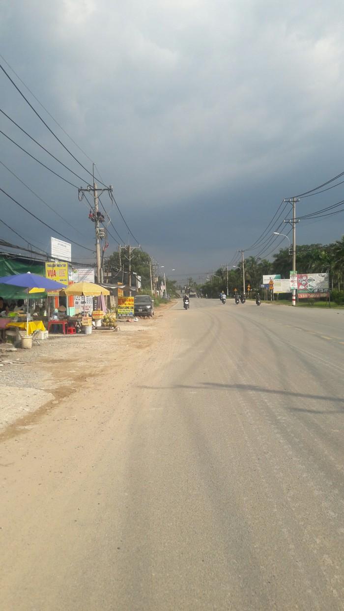 Đất mặt tiền khu CỦ CHI TÂY BẮC giá tốt nhất—SHR thổ cư