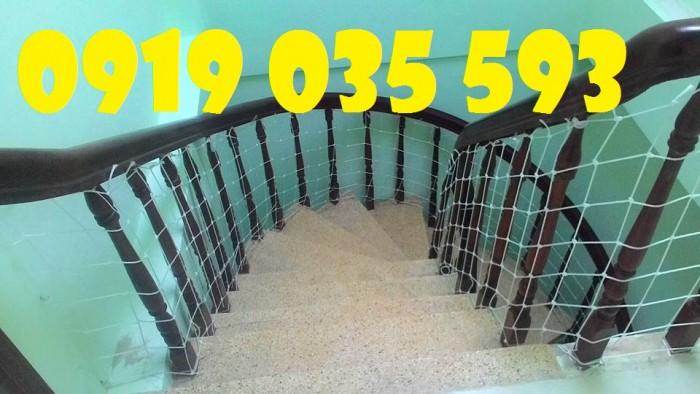 lưới chắn giếng trời cầu thang ban công trường học chung cư17