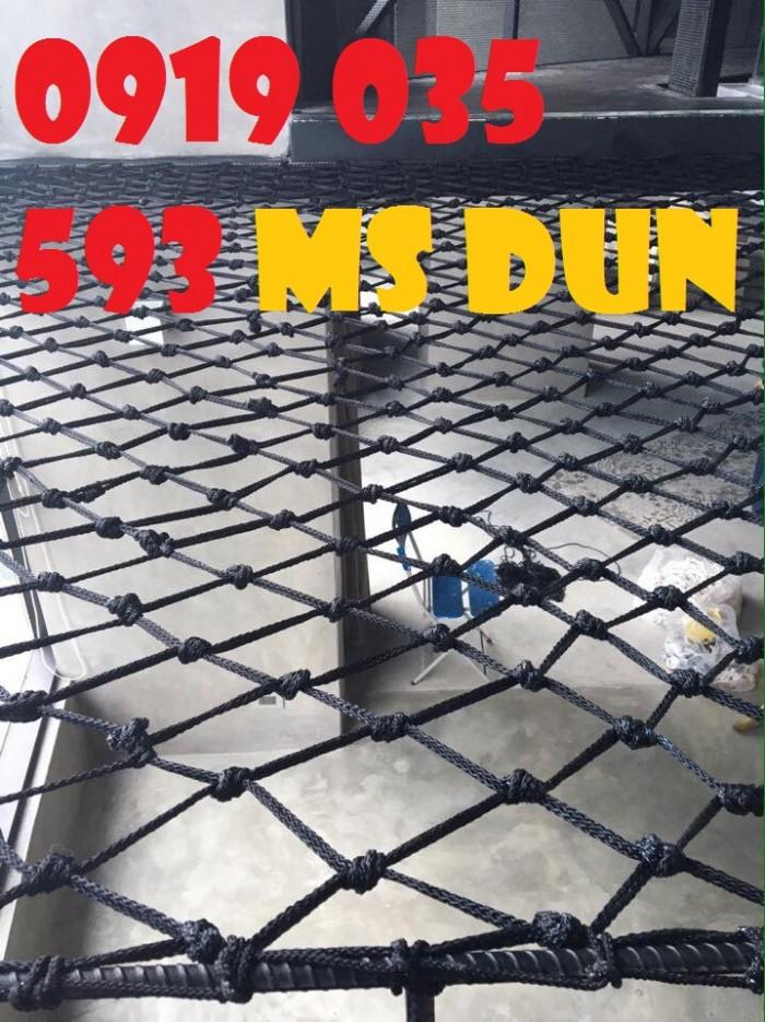lưới chắn giếng trời cầu thang ban công trường học chung cư8