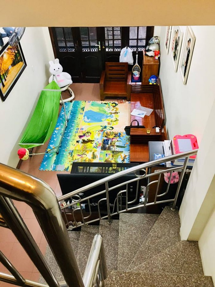 Bán nhà 35m2, 4 tầng đẹp, ô tô đỗ cửa ở Hoàng Văn Thái, Thanh Xuân