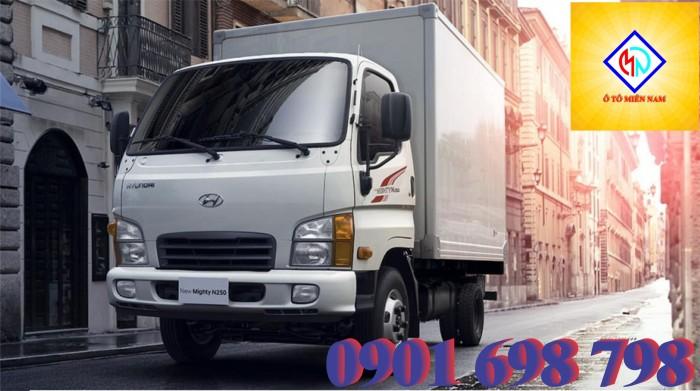 Xe Tải Hyundai 2,5 Tấn Giá Rẻ 3