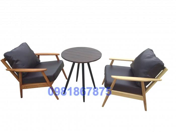 Bàn ghế sofa cafe giá rẻ tại Hà Nội