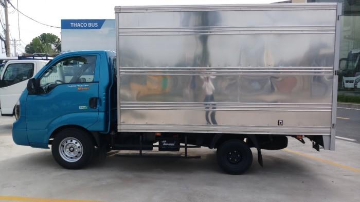 Giá xe tải Kia 1T - Giá xe tải Kia 1T4 - Giá xe tải Kia 1T9 - Giá xe tải Kia K200 12