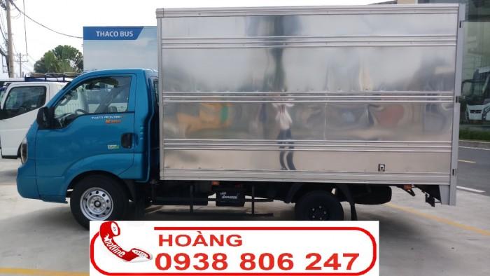 Giá xe tải Kia 1T - Giá xe tải Kia 1T4 - Giá xe tải Kia 1T9 - Giá xe tải Kia K200 9