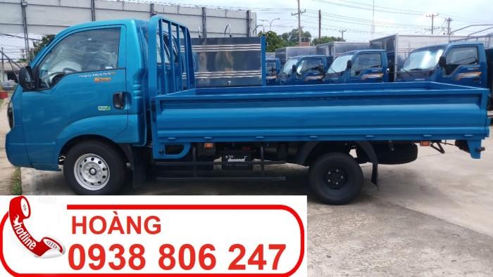 Giá xe tải Kia 1T - Giá xe tải Kia 1T4 - Giá xe tải Kia 1T9 - Giá xe tải Kia K200 5