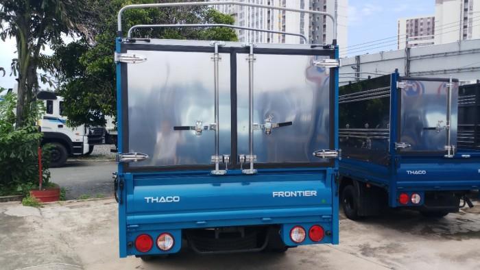 Giá xe tải Kia 1T - Giá xe tải Kia 1T4 - Giá xe tải Kia 1T9 - Giá xe tải Kia K200 8