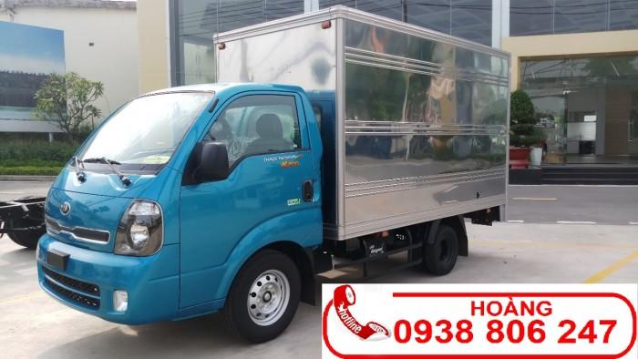 Giá xe tải Kia 1T - Giá xe tải Kia 1T4 - Giá xe tải Kia 1T9 - Giá xe tải Kia K200