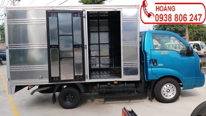 Giá xe tải Kia 1T - Giá xe tải Kia 1T4 - Giá xe tải Kia 1T9 - Giá xe tải Kia K200 4