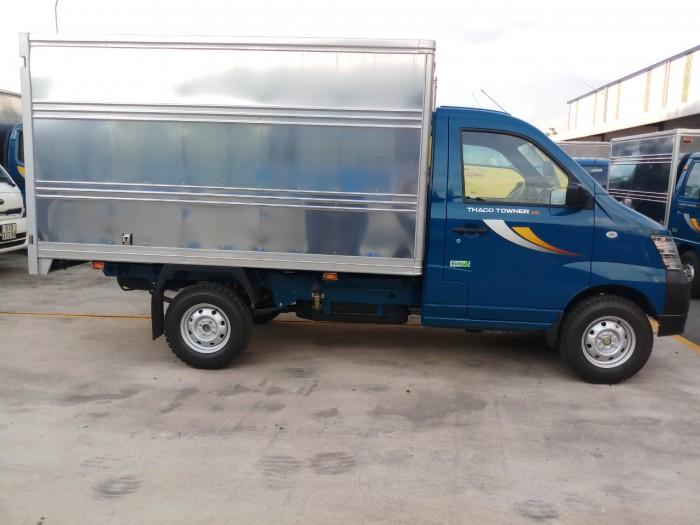Xe tải Thaco Towner990 tải trong 990kg -  Tặng 100% phí trước bạ - Giá xe tải 750 kg 14