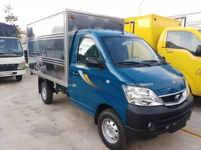 Xe tải Thaco Towner990 tải trong 990kg -  Tặng 100% phí trước bạ - Giá xe tải 750 kg 12