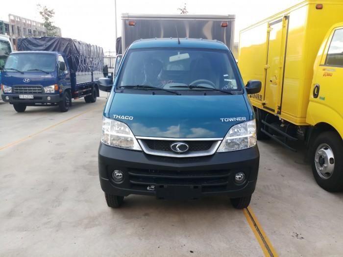 Xe tải Thaco Towner990 tải trong 990kg -  Tặng 100% phí trước bạ - Giá xe tải 750 kg 11