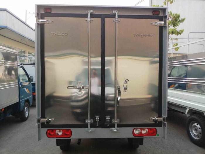 Xe tải Thaco Towner990 tải trong 990kg -  Tặng 100% phí trước bạ - Giá xe tải 750 kg 8