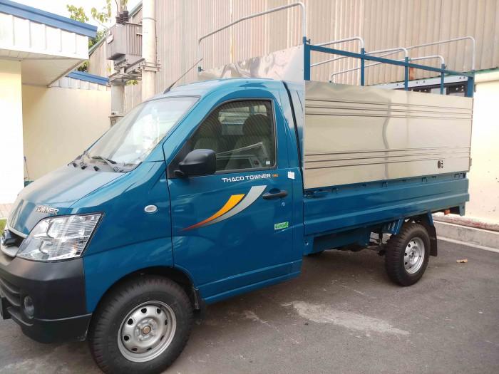 Xe tải Thaco Towner990 tải trong 990kg -  Tặng 100% phí trước bạ - Giá xe tải 750 kg 4