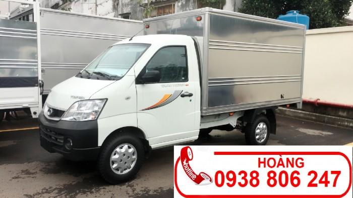 Xe tải Thaco Towner990 tải trong 990kg -  Tặng 100% phí trước bạ - Giá xe tải 750 kg 2