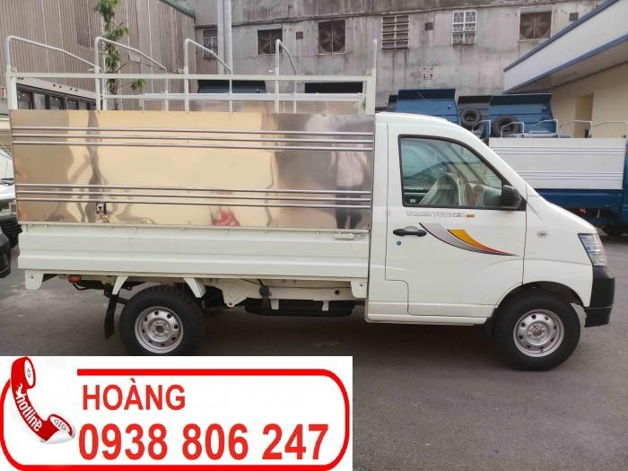 Xe tải Thaco Towner990 tải trong 990kg -  Tặng 100% phí trước bạ - Giá xe tải 750 kg 0