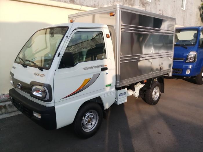 Xe tải Thaco Towner800 tải trọng 900 kg - Xe tải 500 kg - Xe tải 750 kg - Xe tải 800 kg 14